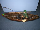 10 PIECE FISHING BOAT SET HOME OFFICE DECK DECOR F