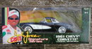 JOHN FORCE 1961 CORVETTE 1:18 DIECAST CAR
