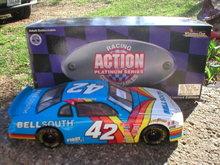 JOE NEMECHEK NASCAR 1:24 ACTION DIECAST CAR N