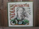 INDIAN MOTORCYCLES METAL SIGN
