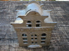 CAST IRON CITY BANK STILL BANK BUILDING C