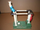 CAST IRON ACROBAT MECHANICAL BANK A