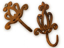 FRENCH STYLE RUSTIC WALL HOOK IRONWARE DECOR I