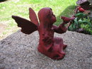 ANGEL BIRD CAST IRON