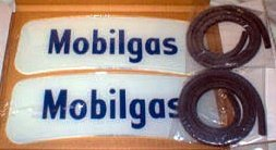 M&S 80 MOBILGAS AD GLASS RUBBER GASKET KIT