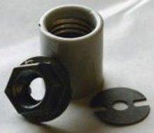 GAS PUMP PORCELAIN LIGHT SOCKET 1/2