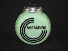 SEASONING SHAKER JADE ART DECO RANGE