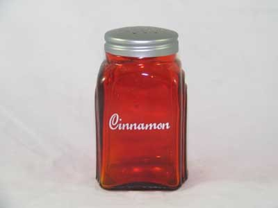 ONE RED ARCH CINNAMON SHAKER A