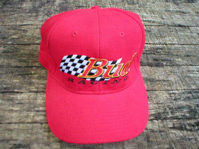 BUD RACING TWILL CAP HAT E