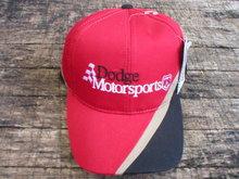 DODGE MOTORSPORTS TWILL CAP LOGO HAT