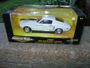1968 AMERICAN MUSCLE 1:18 FORD MUSTANG CJ428