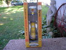 1920 WAYNE PENNZOIL GAS PUMP MECHANICAL COIN BANK