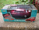 1951 AMERICAN MUSCLE 1:18 MAROON MERCURY COUPE