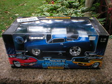 1966 1:18 DIECAST FORD MUSTANG MUSCLE CAR