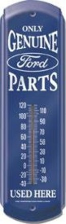 GENUINE FORD PARTS USED HERE THERMOMETER