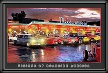 MELS  DRIVE-IN LED LIGHT PICTURE M