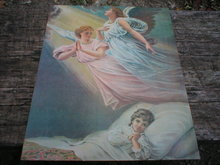 GUARDIAN ANGEL PRINT ADV AD PICTURE POSTER PHOTO G