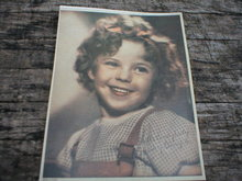 SHIRLEY TEMPLE w/BUGGY PICTURE PRINT PHOTO POSTER S