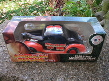 ORIOLES DIECAST 1940 FORD COUPE ERTL COLLECTIBLES