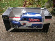 PEPSI 1948 FORD DIECAST FORD F-1 PANEL TRUCK F