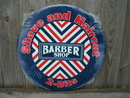BARBER SHOP SHAVE HAIRCUT TIN SIGN METAL ADV SIGNS B