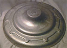 GAS PUMP ALUMINUM DOME TOP FRY B