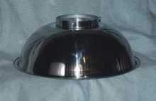 GAS PUMP DOME TOP CLEAR VISION B