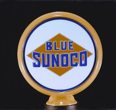 ONE BLUE SUNOCO GASOLINE 15