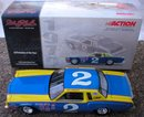 DALE EARNHARDT SR NASCAR 1:24 ACTION DIECAST CAR E