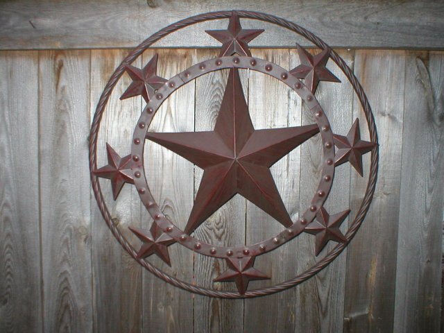 STAR WALL DECOR METAL HOME WALL HANGING