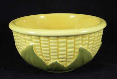 SHAWNEE CORN KING SMALL BOWL #6