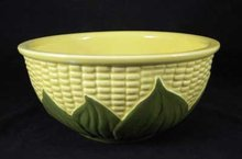 SHAWNEE CORN KING VEGETABLE BOWL #8