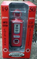 1950 TOKHEIM PHILLIPS 66 DIECAST GAS PUMP S
