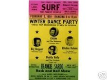 SURF BALLROOOM 1959 CONCERT POSTER PRINT PICTURE S