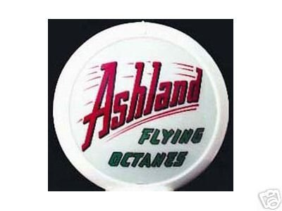 ASHLAND GASOLINE GAS PUMP GLOBE SIGN  A