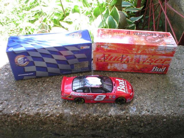 DALE EARNHARDT JR NASCAR 1:32 ACTION DIECAST CAR E