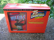 MINI WHEATIES BOX 75 YEARS CHAMPIONS