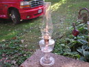 ANTIQUE OIL LAMP VINTAGE LANTERN LAMPS O