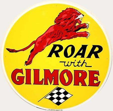 ROAR WITH GILMORE 12