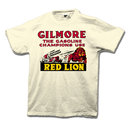GILMORE GASOLINE CHAMPIONS RED LION T-SHIRT