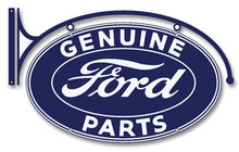 Ford Genuine Parts Double Sided Sign Bracket