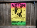 PATSY CLINE CONCERT POSTER PICTURE