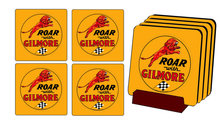 GILMORE COASTERS ONE SET