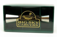 DOUBLE ANTLER SHOT JIGGER BIG SKY CARVERS