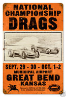 National Championship Drags NHRA GREAT BEND KANSAS
