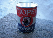 NEW TIOPET PENNSYVANIA MOTOR OIL