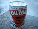 NEW OILZUM HP RACING OIL CAN