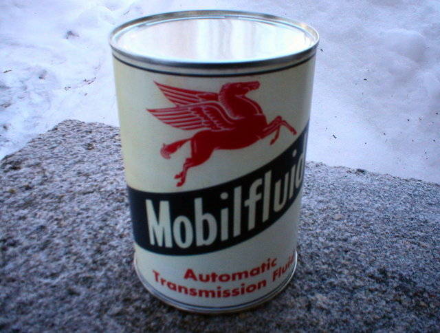 MOBILFLUID AUTOMATIC TRANSMISSION CAN