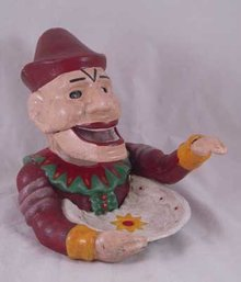CLOWN NUTCRACKER CAST IRON