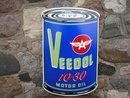 VEEDOL MOTOR OIL CAN SIGN